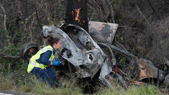 Forensic work continues to identify driver of fatal crash