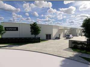 Yandina warehouse plans