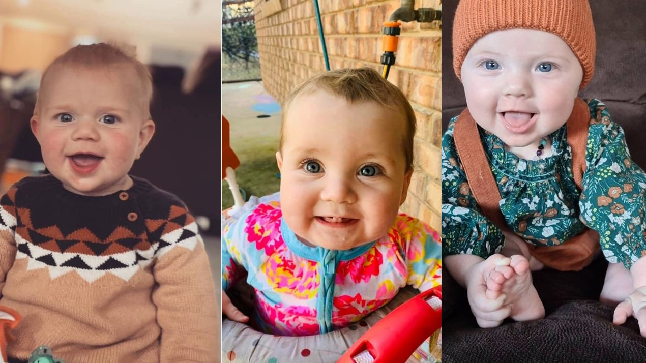 Final entries for Ipswich's Cutest Bub 2020