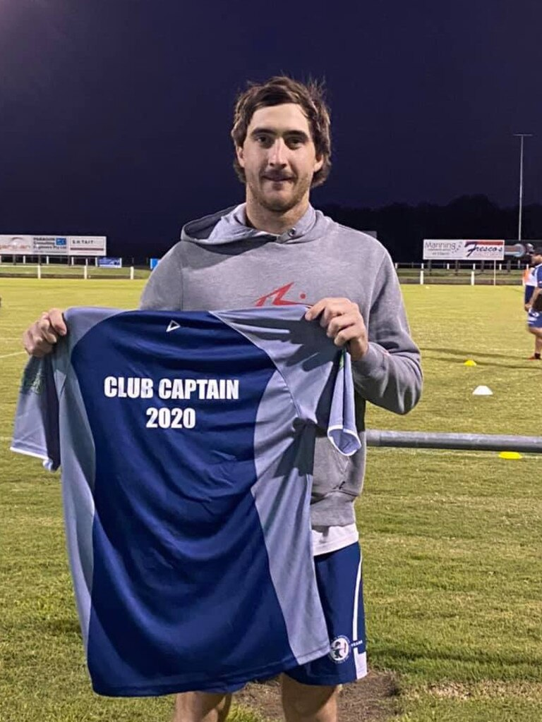 Matt Skaife has been named club captain at Brothers for the 2020 Rugby League Mackay and District season.