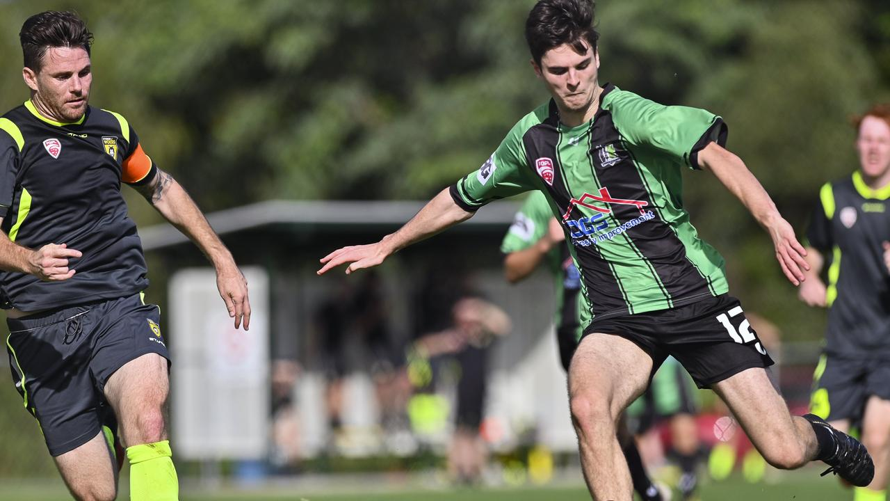 Ipswich Knights recruit Michael Morrow benefited from an extra week off. Picture: Cordell Richardson