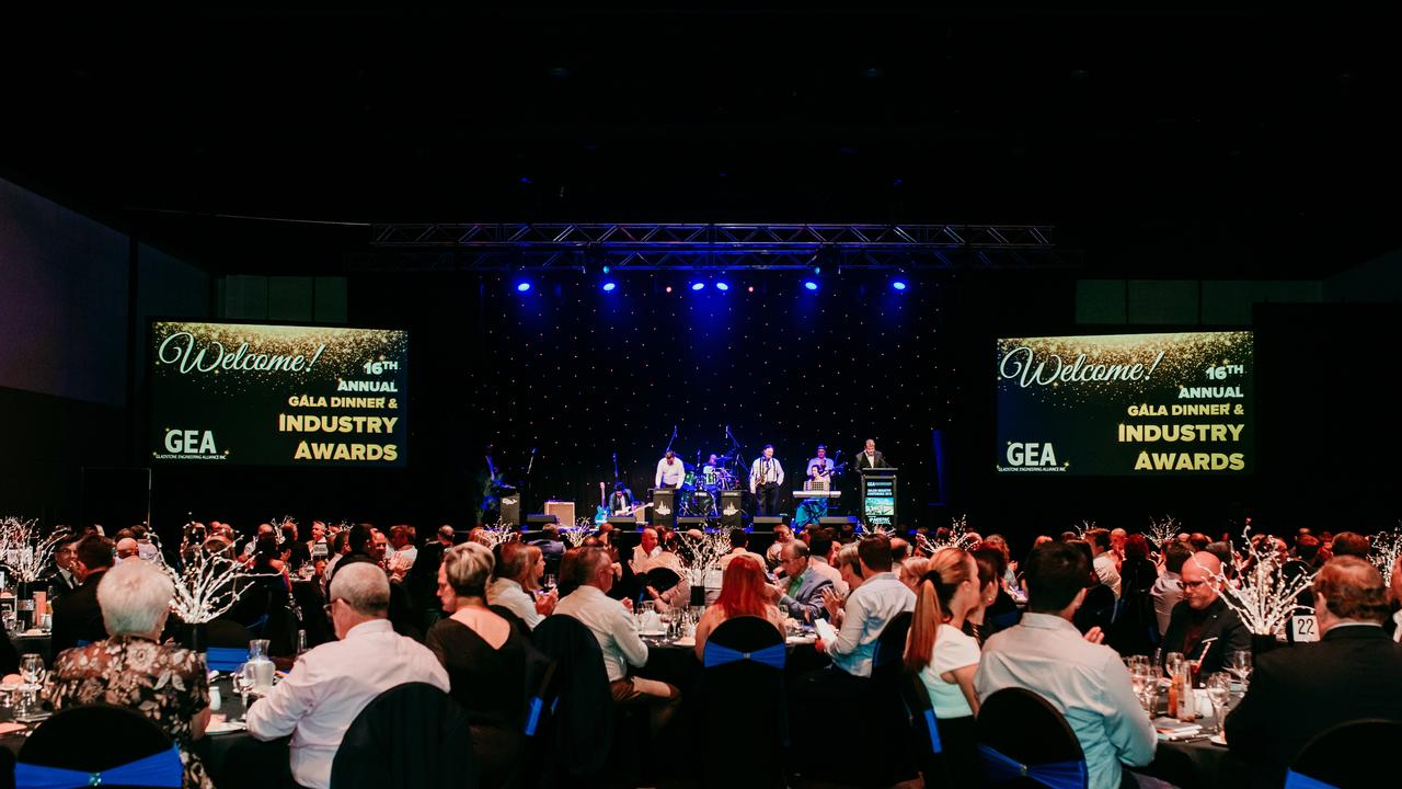 2019 GEA Gala Dinner and Industry Awards night.