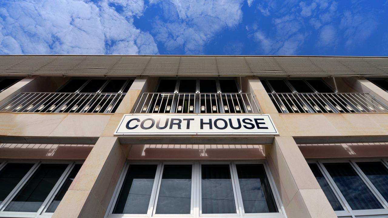 The Bundaberg court house. Photo: File