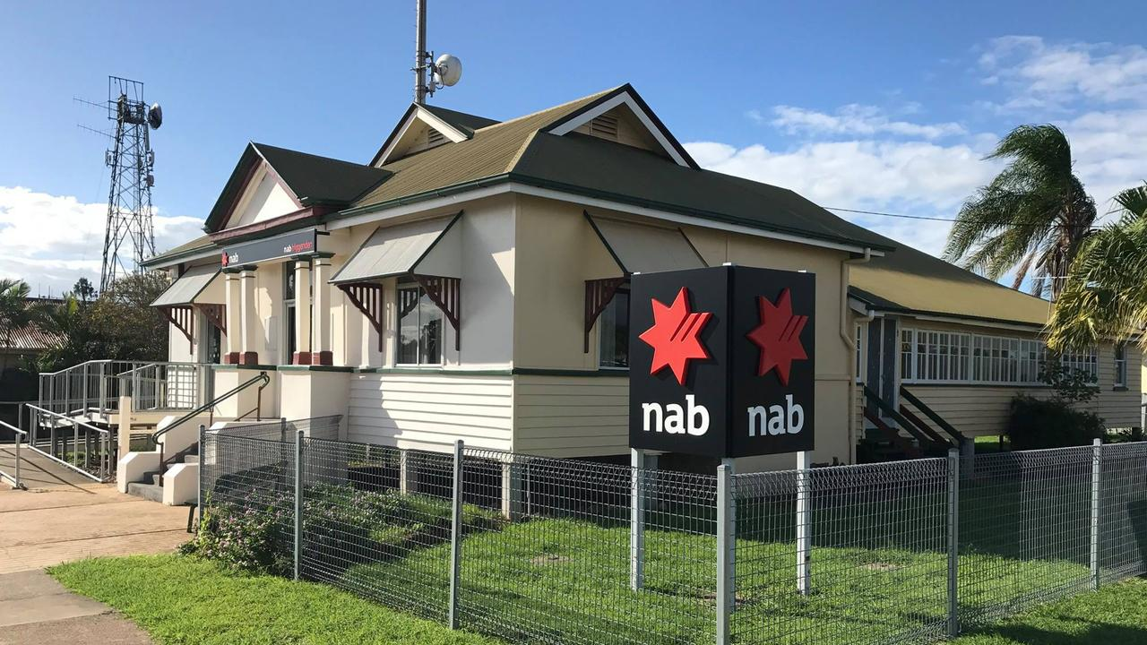 CUSTOMERS MOVING ONLINE: More than 110 regional NAB branches will be changing their hours to accommodate for digital customers. Picture: Facebook