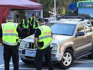 'Expect delays': Traffic troubles as state shuns Sydney