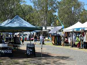 300+ stallholders: Beloved Nanango markets back in business