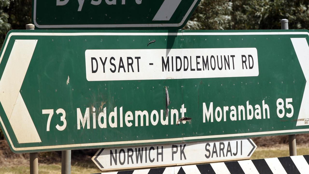 There were no significant roads projects for Middlemount laid out in this year's budget, despite $28.3 million being allocated to roadworks.