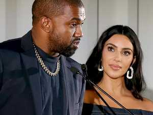 Kim and Kanye now 'living separately'