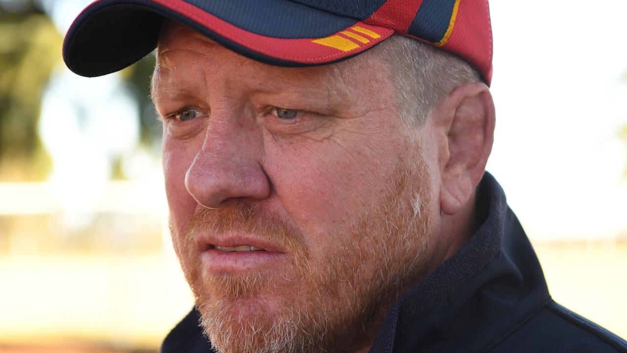 Downlands College head rugby coach Garrick Morgan.