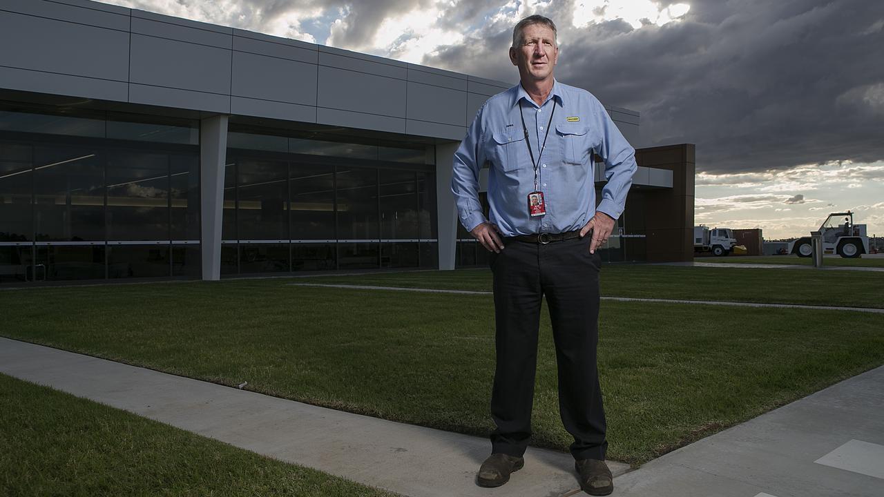 Toowoomba businessman Denis Wagner. Pictures: Jack Tran
