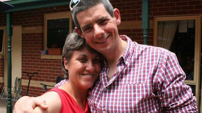 'It was Cam's fight, now it's mine': Widow's battle not over