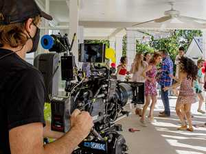 Inside Coast mansion's 'magical' film set