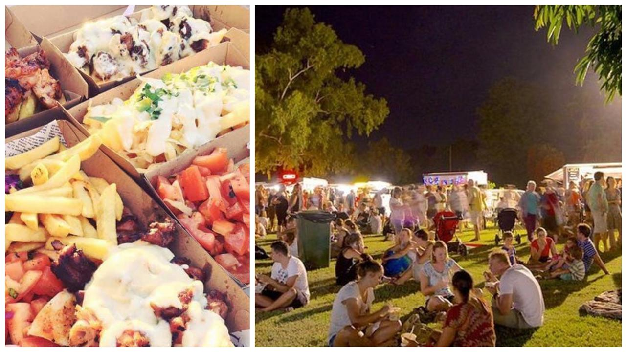 Foodies Nights Markets will be held in Coffs for one night this weekend. Attendees are reminded to maintain social distancing of 1.5m while at the markets.