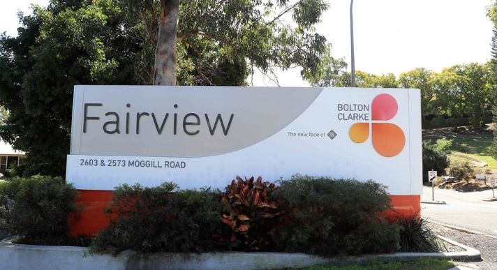 A possible Covid connection has been made to Fairview aged care facility at Pinjarra Hills. Picture: Adam Head