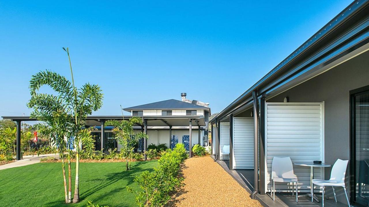 Korte's Resort in Rockhampton