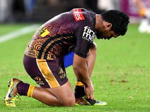 'I won't quit': Seibold defiant after Broncos implosion
