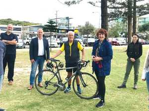 LNP vows to take cycleway back to drawing board