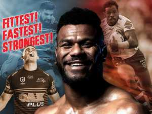 Revealed: Every NRL club's fastest, fittest and strongest