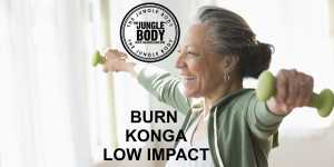 Low Impact fusion of boxing, cardio, dance, sculpting & toning. An excellent workout for Beginners and the Active Older Adult.