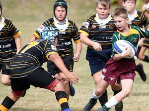 PHOTO GALLERY: RUGBY UNION U12s Frenchville vs Cap Coast August 01 2020