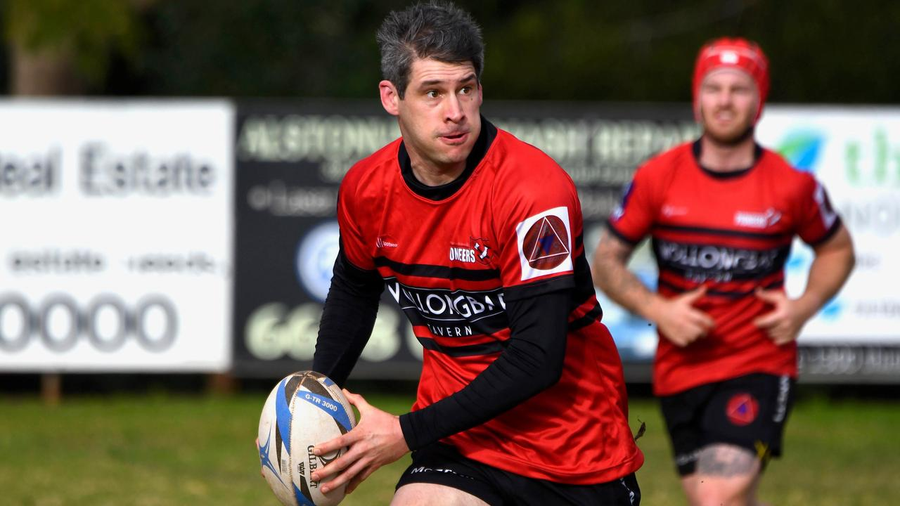 ALL CLASS: Wollongbar maestro and representative five-eighth Ben Damen orchestrated his side's 71-22 victory against the Grafton Redmen in round 3 of the Far North Coast Rugby Union First Grade competition on Saturday, 2nd August, 2020.