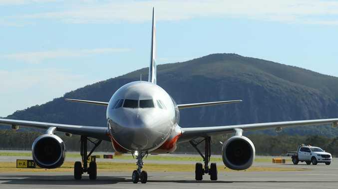 New coronavirus case 'infectious' on flight