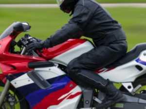 Motorbike rider charged after Yeppoon crash