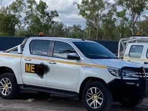 Stolen car spotted 'hooning' through CBD