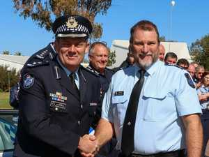 Farewell to Sergeant Greg Caletti after 40 years in blue