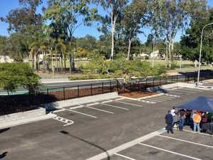 Works on $3 million park 'n' ride facility upgrade complete