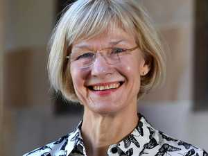 New UQ boss tackles free-speech controversy
