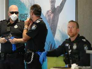 Coast's new coronavirus case had quarantine exemption