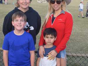 FAMILY FUN: Little Athletics fired up on Monday, July