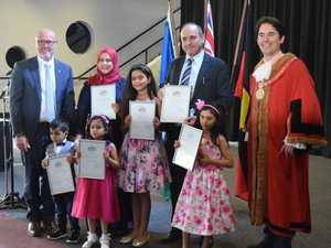 CITIZENSHIP: New Australians, the Ashour family