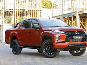 Triton dual-cab beefs up with special edition model