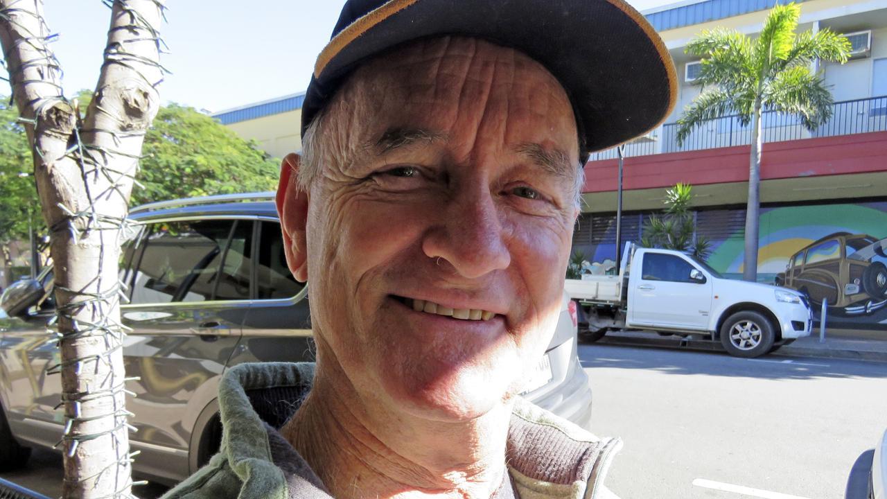 Richard Twist, Currumbin Waters local.. Photo: Gold Coast Bulletin