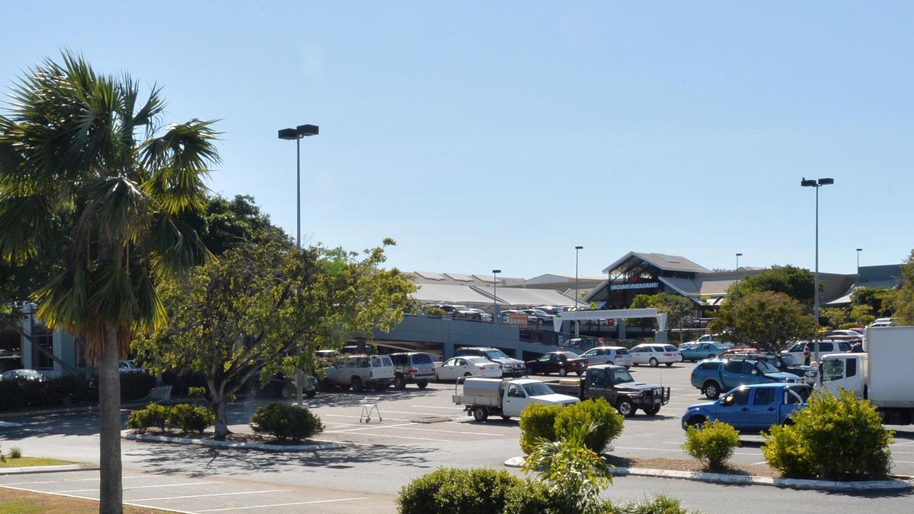 Mt Pleasant Shopping Centre, 2015. Picture: Tony Martin