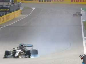 'Why on earth': Crazy F1 insanity