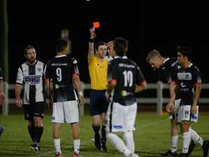 Red card drama in Mackay Premier League thriller