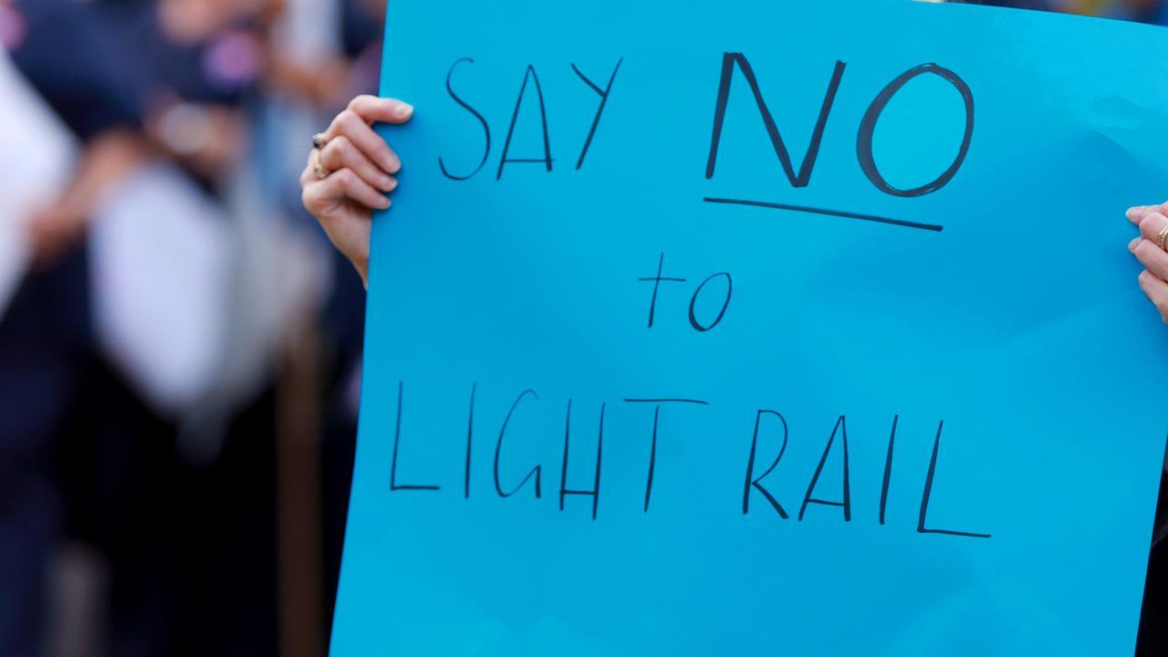 Parramatta Light Rail industrial action