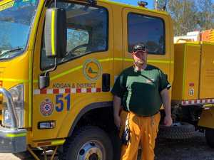 Chinchilla RFS volunteer takes next step