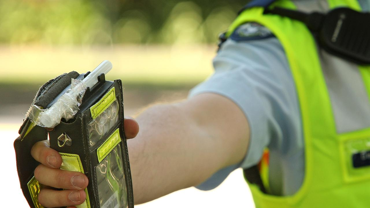 A man has lost his license for six months and copped a $1000 fine after failing to provide enough breath for police to test his blood-alcohol level.