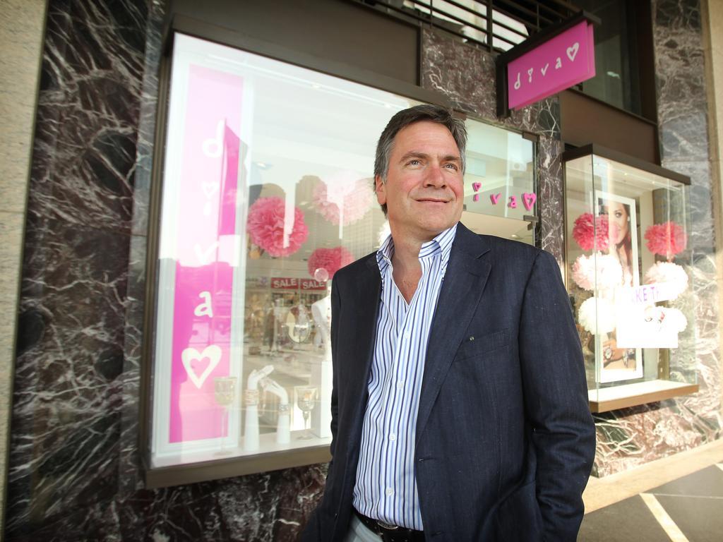 Retail rich lister Brett Blundy.