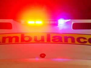 Four injured in bus, car crash near Townsville school
