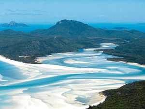 Planned burns on Whitsunday Island
