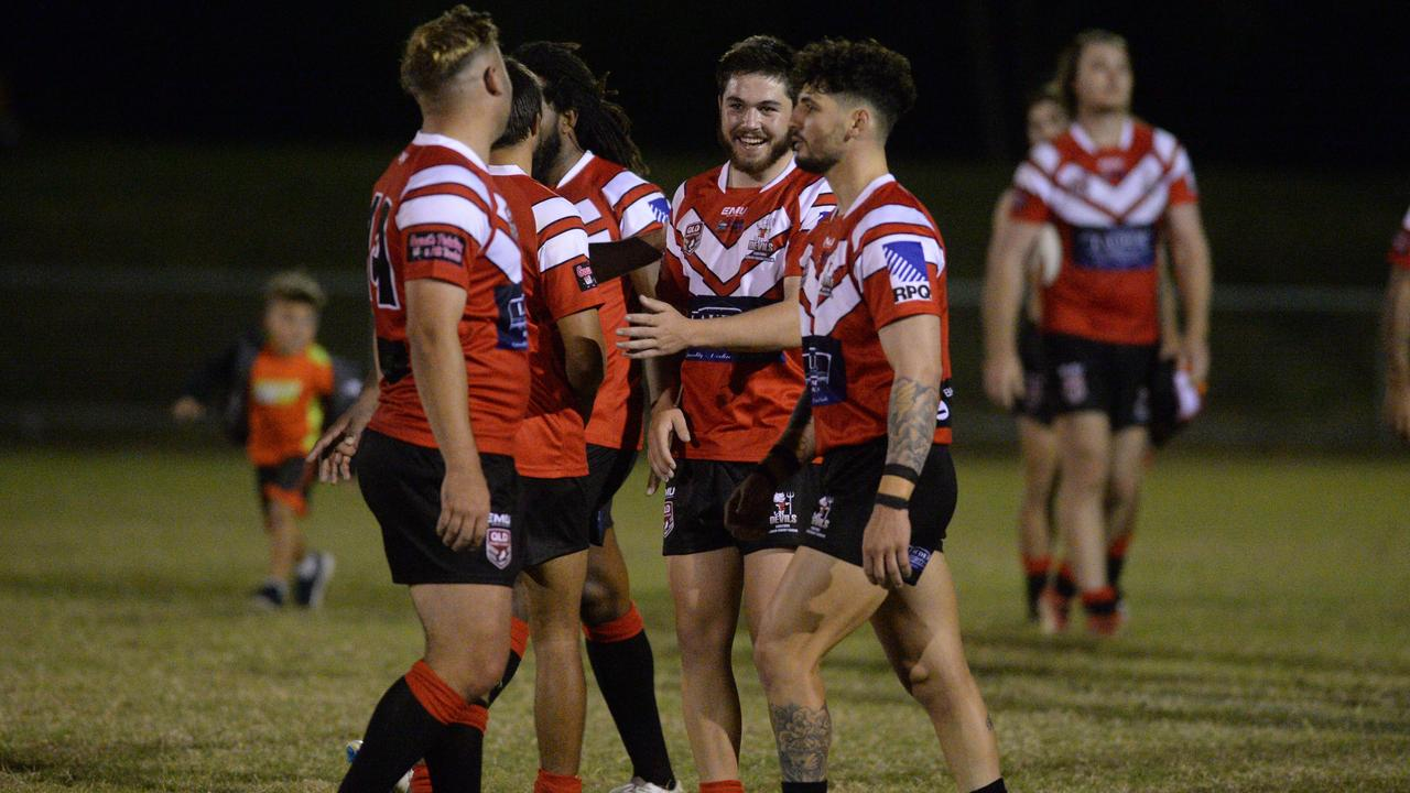 Carltons Red Devils defeated Townsville Norths Devils 48-10 in Round 1 of the Rugby League Mackay & District A-Grade competition.