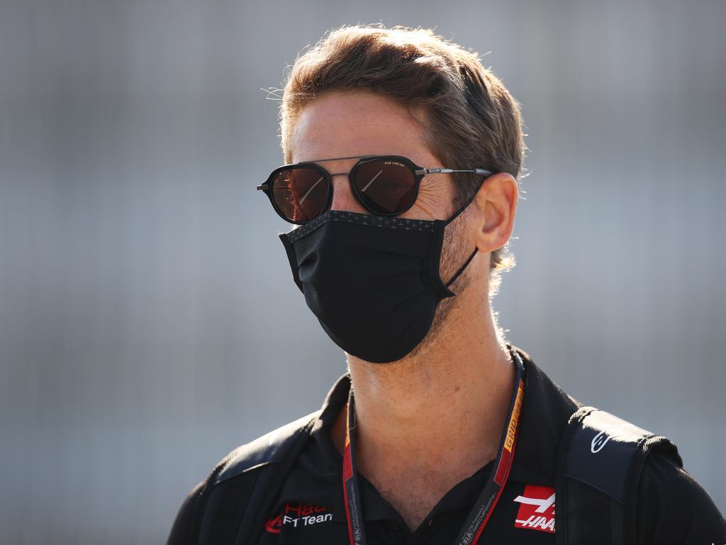 Haas' Romain Grosjean was heavily criticised.