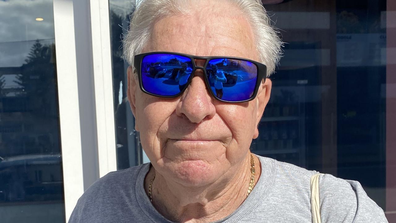Bob Coote. Photo: Gold Coast Bulletin