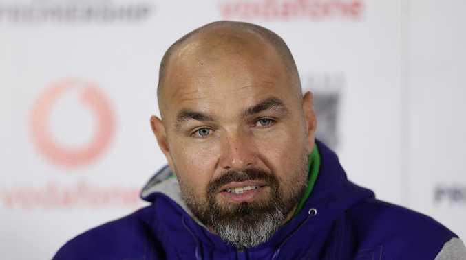 TV host stunned by coaching bombshell