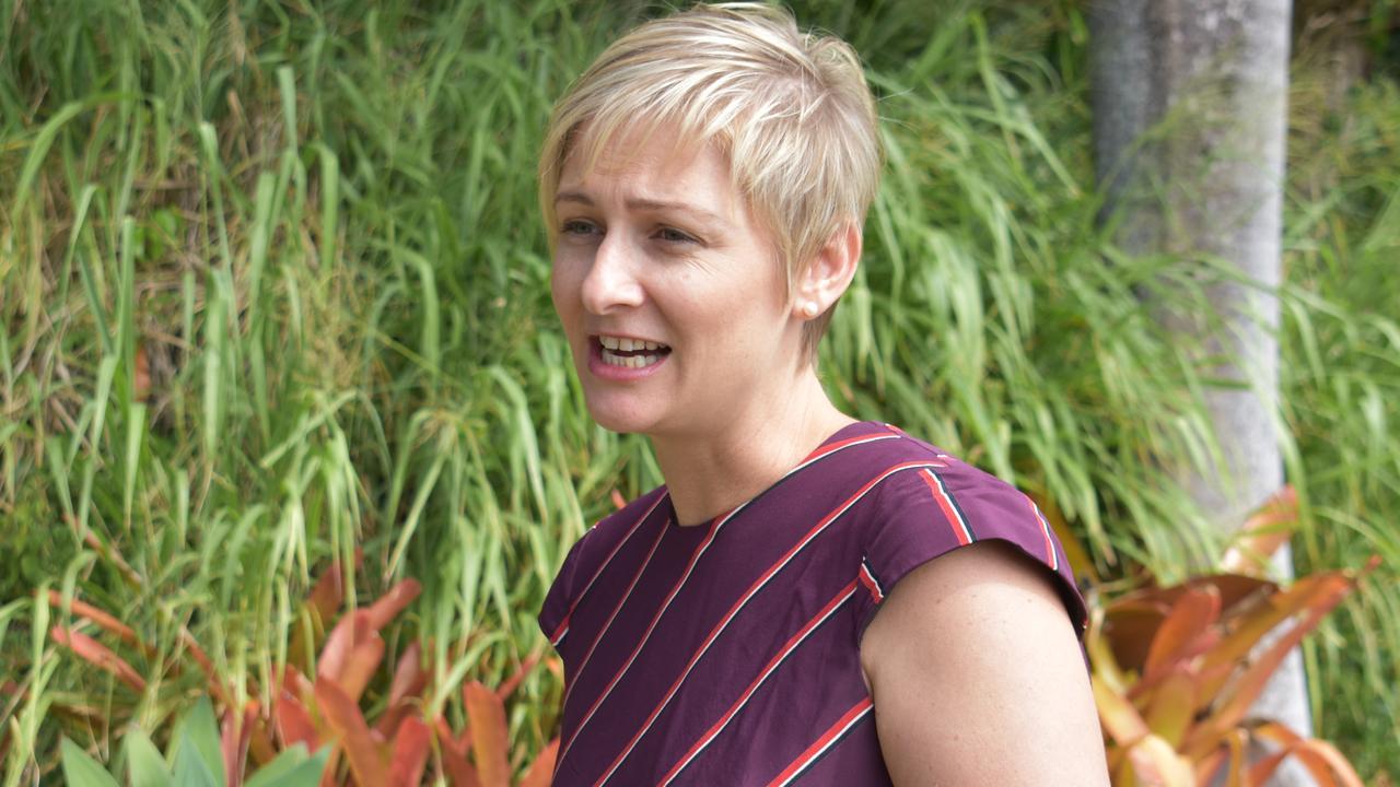 Whitsunday LNP candidate Amanda Camm. Picture: Melanie Whiting